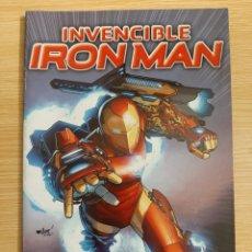 Comics : INVENCIBLE IRON MAN VOL. 2, 063 - PANINI. Lote 218275011