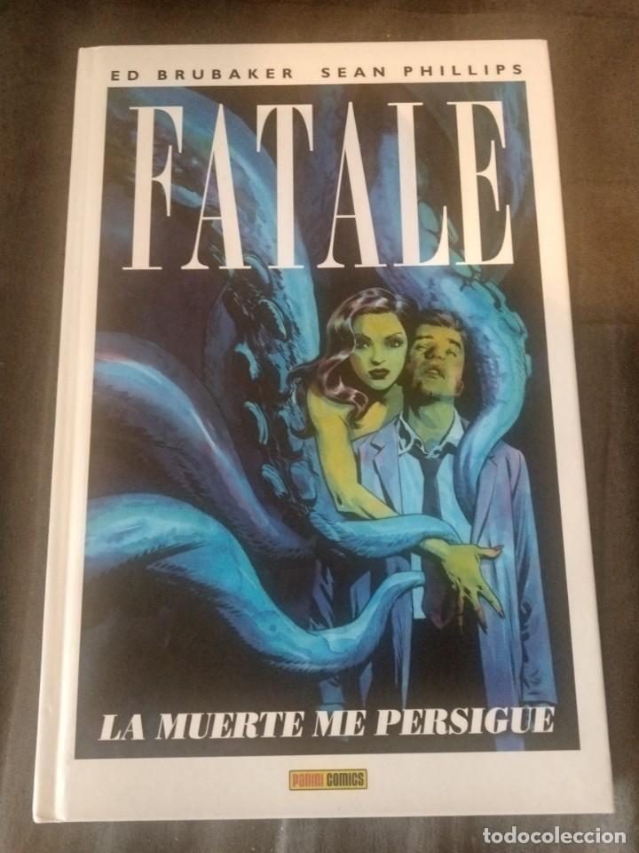 FATALE 1. LA MUERTE ME PERSIGUE (Tebeos y Comics - Panini - Otros)