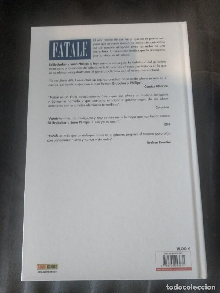 Cómics: Fatale 1. La muerte me persigue - Foto 2 - 218416026