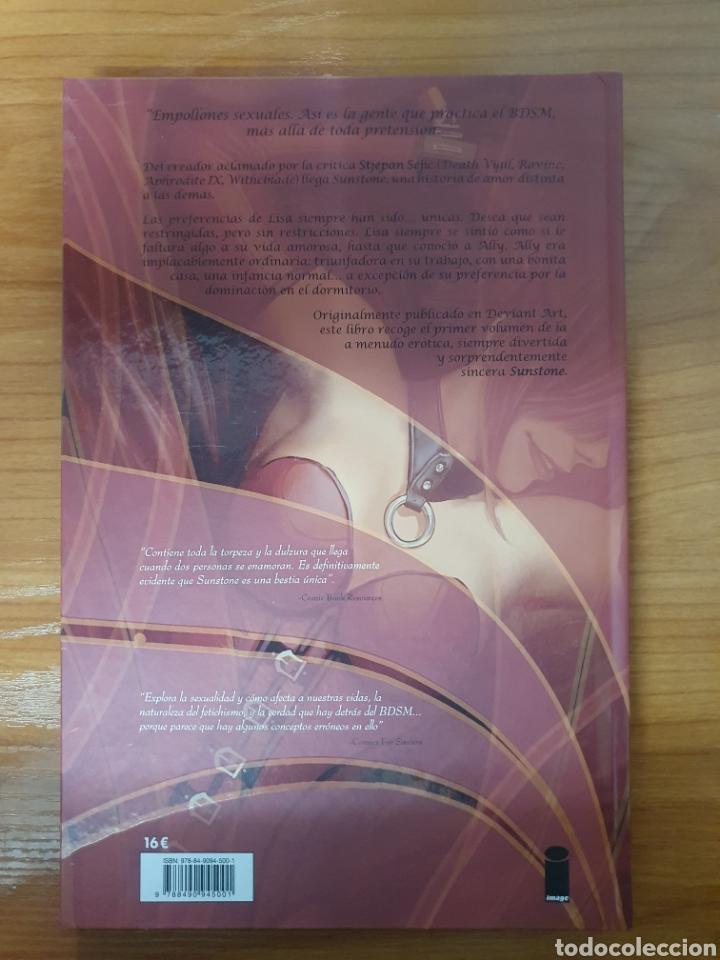 Cómics: Lote 5 Tomos Sunstone de Stjepan Sejic (Completa) Evolution Comics Panini - Foto 3 - 218477933