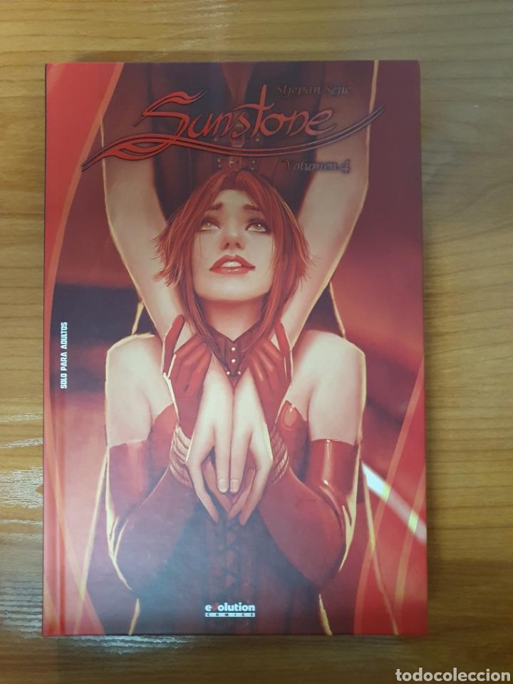 Cómics: Lote 5 Tomos Sunstone de Stjepan Sejic (Completa) Evolution Comics Panini - Foto 8 - 218477933