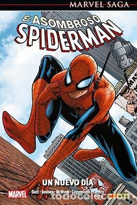 EL ASOMBROSO SPIDERMAN 14. UN NUEVO DIA -NUEVO- (Tebeos y Comics - Panini - Marvel Comic)