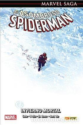 EL ASOMBROSO SPIDERMAN 15. INVIERNO MORTAL -NUEVOI- (Tebeos y Comics - Panini - Marvel Comic)