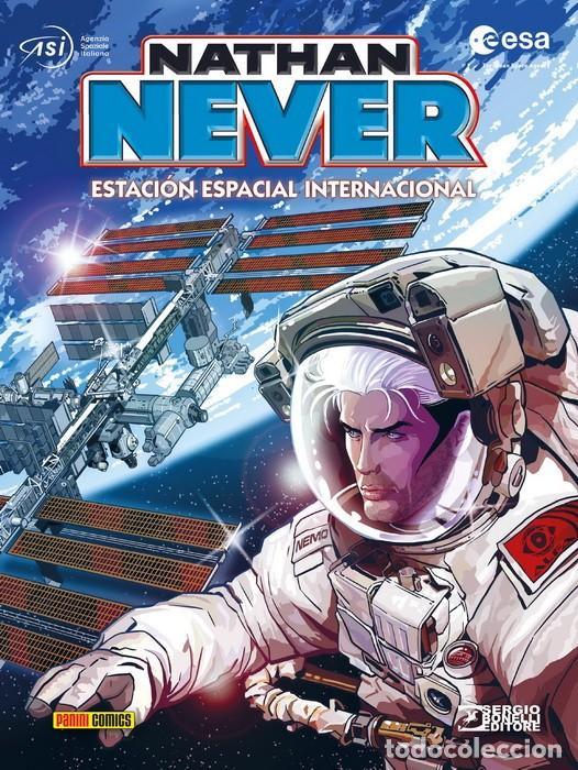 NATHAN NEVER. ESTACION ESPACIAL (Tebeos y Comics - Panini - Otros)