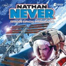 Cómics: NATHAN NEVER. ESTACION ESPACIAL. Lote 218532238