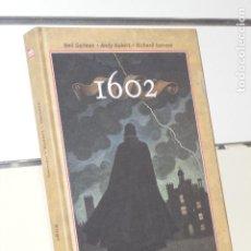 Cómics: BEST OF MARVEL ESSENTIALS 1602 NEIL GAIMAN - PANINI. Lote 218533970