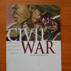 Cómics: LOS VENGADORES VOL. 4 Nº 60 - CIVIL WAR - MARVEL - PANINI (Z). Lote 218682862