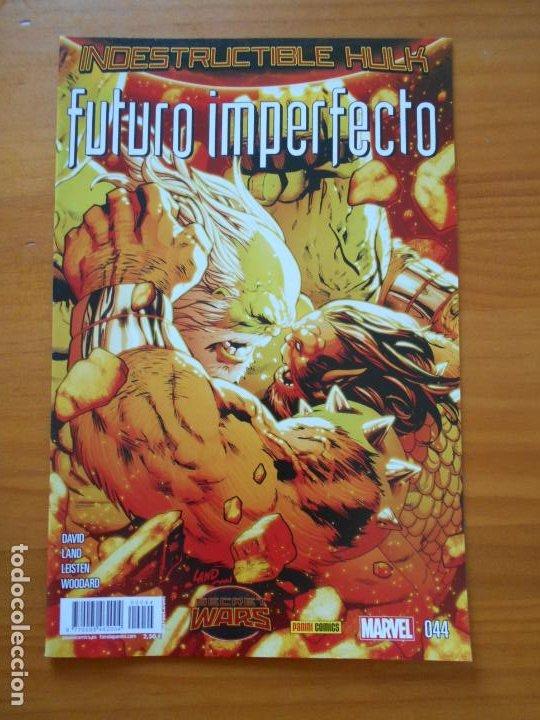 INDESTRUCTIBLE HULK Nº 44 - MARVEL - PANINI (Z) (Tebeos y Comics - Panini - Marvel Comic)
