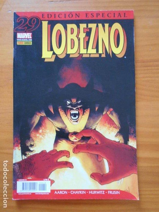 LOBEZNO VOLUMEN 4 Nº 29 - EDICION ESPECIAL - MARVEL - PANINI (Z) (Tebeos y Comics - Panini - Marvel Comic)