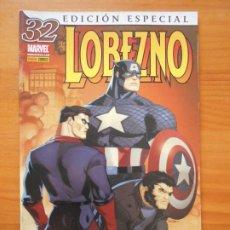 Cómics: LOBEZNO VOLUMEN 4 Nº 32 - EDICION ESPECIAL - MARVEL - PANINI (Z). Lote 218684631