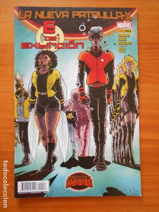 LA NUEVA PATRULLA X Nº 33 - MARVEL - PANINI (Z) (Tebeos y Comics - Panini - Marvel Comic)