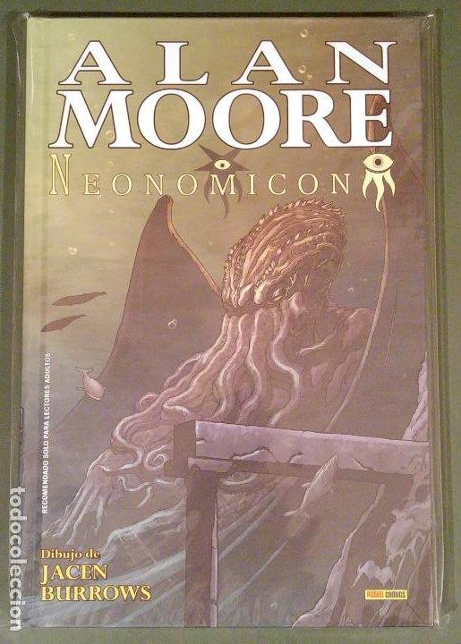 NEONOMICON - ALAN MOORE (PLANINI) (Tebeos y Comics - Panini - Otros)