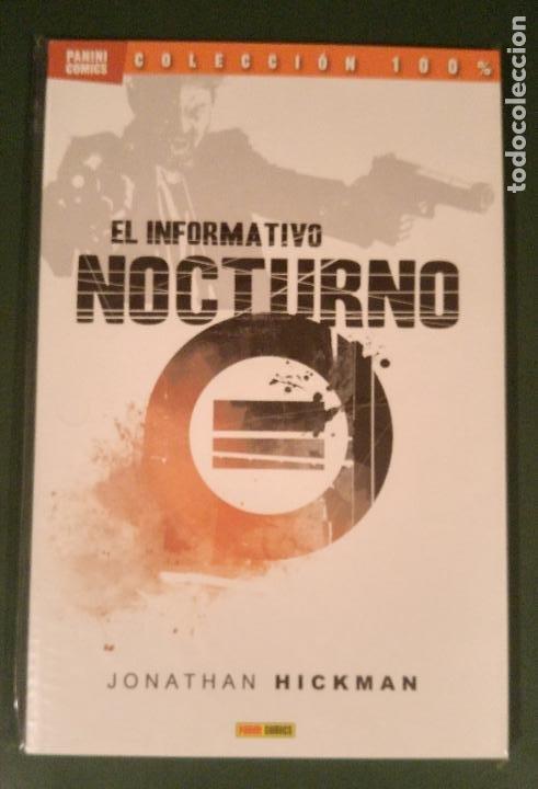 EL INFORMATIVO NOCTURNO (PANINI) (Tebeos y Comics - Panini - Otros)