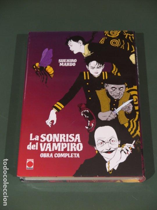 LA SONRISA DEL VAMPIRO (PANINI) (Tebeos y Comics - Panini - Otros)
