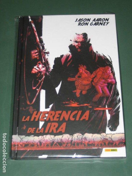 LA HERENCIA DE LA IRA (PANINI) (Tebeos y Comics - Panini - Otros)