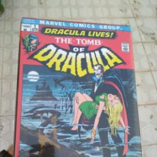 Cómics: TOMB OF DRACULA LA TUMBA DE DRACULA MARVEL OMNIBUS 1 NO FORUM PANINI VER FOTOS. Lote 218745295