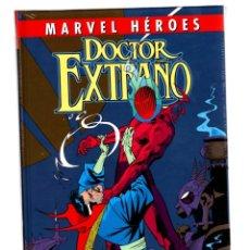 Cómics: DOCTOR EXTRAÑO : RELATOS EXTRAÑOS - PANINI / MARVEL HÉROES 100 / NUEVO Y PRECINTADO. Lote 293998008