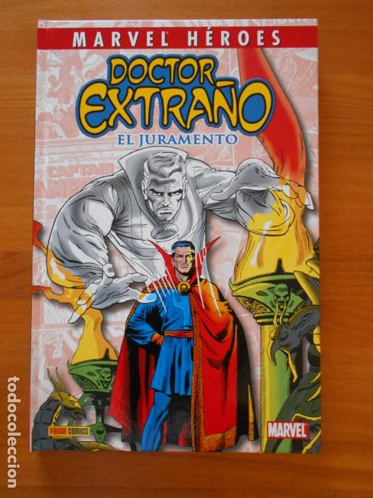 DOCTOR EXTRAÑO - EL JURAMENTO - MARVEL HEROES - PANINI - TAPA DURA (U2) (Tebeos y Comics - Panini - Marvel Comic)