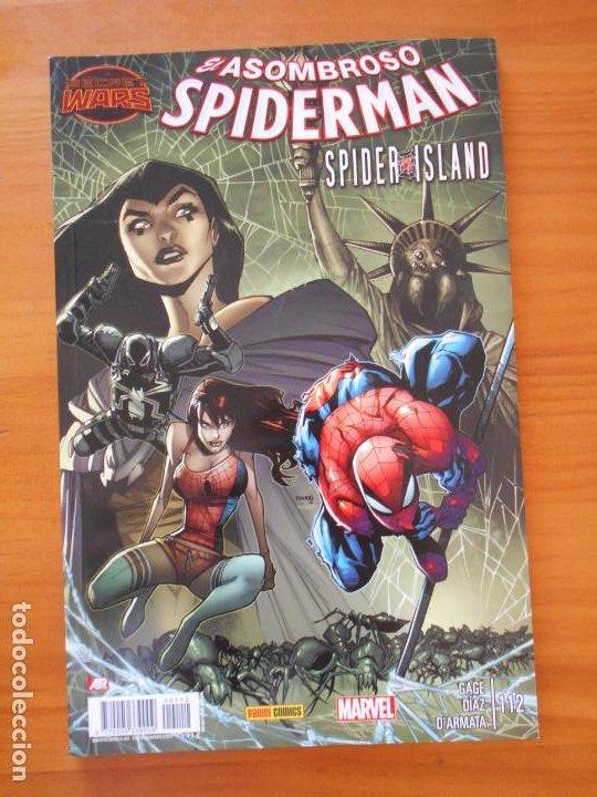 EL ASOMBROSO SPIDERMAN Nº 112 - VOLUMEN 7 - MARVEL - PANINI (U2) (Tebeos y Comics - Panini - Marvel Comic)