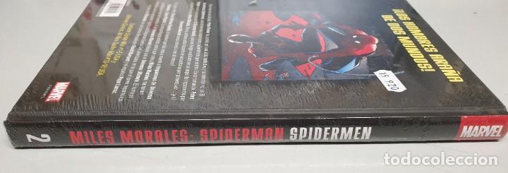 Cómics: ULTIMATE INTEGRAL MILES MORALES SPIDERMAN Nº 2 - SPIDERMEN / BRIAN MICHAEL BENDIS / PANINI - Foto 2 - 218784802