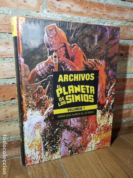 EL PLANETA DE LOS SIMIOS 1 MARVEL LIMITED EDITION IMPECABLE SIN ABRIR (Tebeos y Comics - Panini - Marvel Comic)