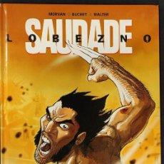 Cómics: LOBEZNO - SAUDADE - PANINI -. Lote 218866602