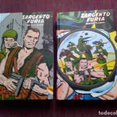 Cómics: SARGENTO FURIA MARVEL LIMITED EDITION COMPLETA. Lote 218893120
