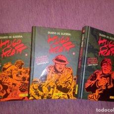 Cómics: DIARIO DE GUERRA HUGO PRATT COMPLETA PANINI. Lote 218977610
