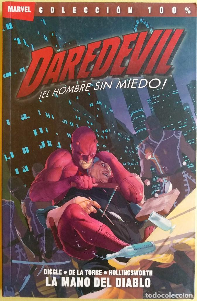 DAREDEVIL: LA MANO DEL DIABLO DE ANDY DIGGLE, ROBERTO DE LA TORRE, MARCO CHECCHETTO, ANTONY JOHNSTON (Tebeos y Comics - Panini - Marvel Comic)