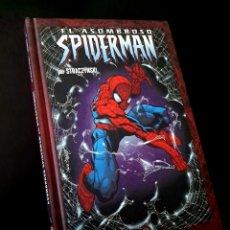 Cómics: MUY BUEN ESTADO EL ASOMBROSO SPIDERMAN BEST OF MARVEL PANINI TOMO TAPA DURA. Lote 219170708