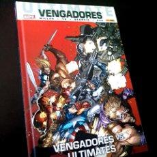 Cómics: MUY BUEN ESTADO ULTIMATE VENGADORES VS ULTIMATES PANINI COMICS. Lote 219172640