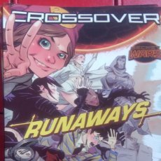 Cómics: CROSSOVER 7-RUNAWAYS. Lote 219201681
