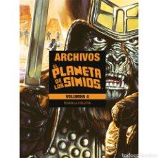 Cómics: ARCHIVOS EL PLANETA DE LOS SIMIOS VOLUMEN 4 (LIMITED EDITION). Lote 219292518