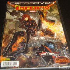 Comics: SECRET WARS CROSSOVER 3 INFERNO. Lote 219316155