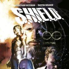 Comics : S.H.I.E.L.D. DE JONATHAN HICKMAN Y DUSTIN WEAVER (MARVEL OMNIBUS). Lote 219322000