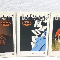 Cómics: GRANDES HÉROES DEL CÓMIC 5,6,7 BATMAN. Lote 219362888