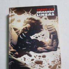 Cómics: SHANG-CHI CRUZANDO LINEAS TOMO LIMITED EDITION PANINI ESTADO IMPECABLE MAS ARTICULOS NEGOCIABLE. Lote 219442790