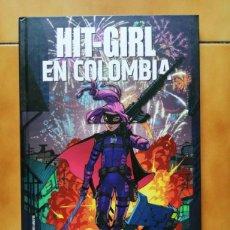 Fumetti: HIT GIRL EN COLOMBIA POR MARK MILLAR Y RICARDO LOPEZ ORTIZ - PANINI MILLARWORLD. Lote 219763665