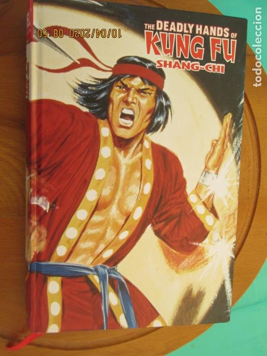 THE DEADLY HANDS OF KUNG FU - SHANG- CHI - MARVEL LIMITED EDITIONNº 639 DE 1500 -2019 (Tebeos y Comics - Panini - Marvel Comic)