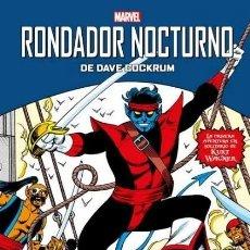Cómics: RONDADOR NOCTURNO DE DAVE COCKRUM - PANINI - CARTONE - IMPECABLE - OFM15. Lote 219839030