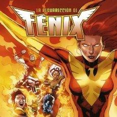 Cómics: LA RESURRECCION DE FENIX - PANINI - CARTONE - IMPECABLE - OFM15. Lote 219842453