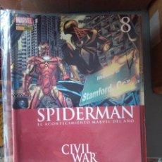 Cómics: SPIDERMAN LOMO ROJO V2 8 #. Lote 219863702