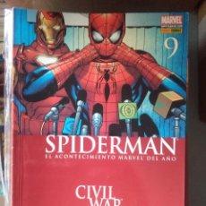 Cómics: SPIDERMAN LOMO ROJO V2 9 #. Lote 219864208