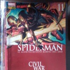 Cómics: SPIDERMAN LOMO ROJO V2 11 #. Lote 219864440