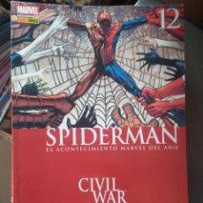 Cómics: SPIDERMAN LOMO ROJO V2 12 #. Lote 219864607