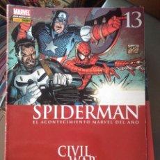 Cómics: SPIDERMAN LOMO ROJO V2 13 #. Lote 219864657