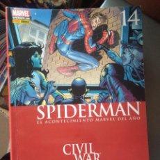 Cómics: SPIDERMAN LOMO ROJO V2 14 #. Lote 219864821
