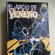 Cómics: EL JUICIO DE VENENO. Lote 220092420