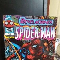 Cómics: SPIDERMAN NUMERO 12 REVELACIONES. Lote 220092945