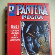 Cómics: PANTERA NEGRA , 2 RETAPADOS. Lote 220094358